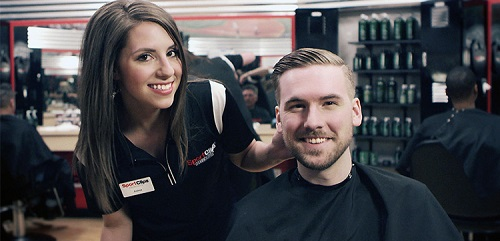 Sport Clips Haircuts of Hershey - Hummelstown​ stylist hair cut